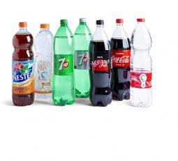 מגוון שתיה קלה 6 יחידות