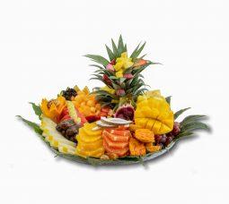 מגש פירות טרופי פרי
